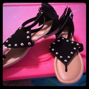 Sandals with Studs! Torrid Brand! Size: 10W